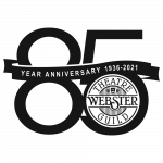 Webster Theatre Guild 85th Anniversary Logo